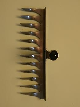 Грабли 12 зубьев (нержавейка)