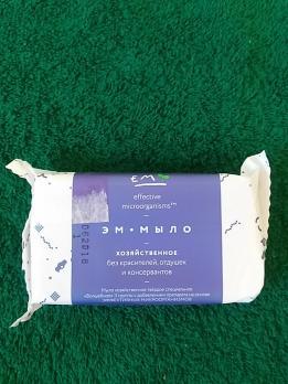ЭМ-мыло хозяйственное, 150 гр
